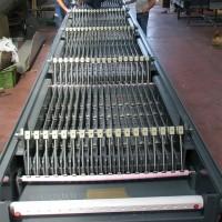 Steel wire galvanizing tank